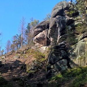 Anna na vrcholu Panna (26.9.2021)