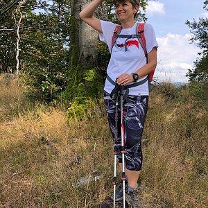 Radka Dubská na vrcholu Zonka (15.9.2021 14:48)