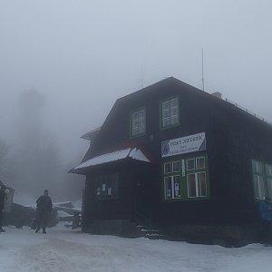StandaK71 na vrcholu Velký Javorník (28.12.2018 9:30)