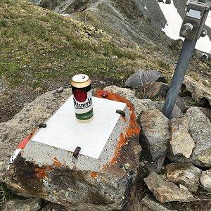Ivetast na vrcholu Mataunkopf (4.7.2021 12:50)