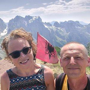 Jar Faldy na vrcholu Talijanka (9.7.2021 10:36)