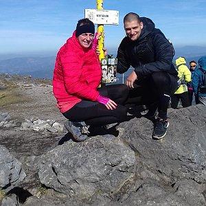 MartinMoli na vrcholu Veľký Kriváň (6.10.2018 11:55)