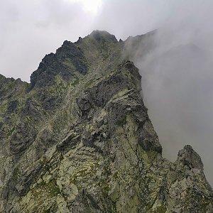 Ondra Horáček na vrcholu Rovienková veža (23.7.2021 11:58)