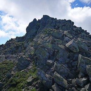 Pepino na vrcholu Dereše (5.7.2020 10:10)
