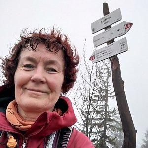 Anna na vrcholu Kolesárová (31.5.2019 11:49)