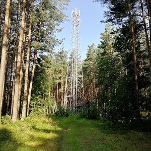 Vladimír Grančay na vrcholu Za Lumhárkem (19.7.2021 8:04)
