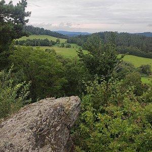 Miros na vrcholu Tumberg (1.8.2021 18:45)