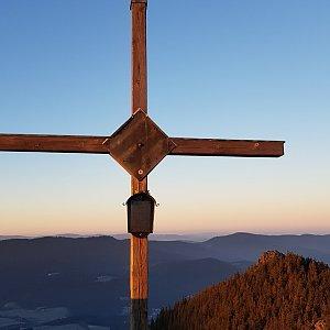 Marek Feest na vrcholu Ostrý (18.11.2018 7:34)