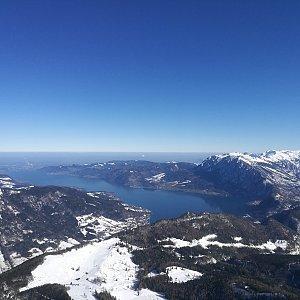 martenzites na vrcholu Schafberg (7.2.2020 12:29)