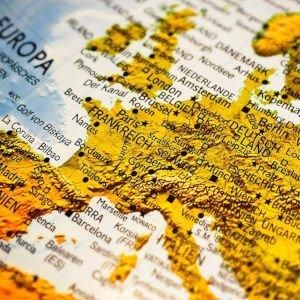 Nejvyšší evropské vrcholy