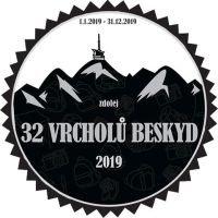 32 vrcholů Beskyd 2019
