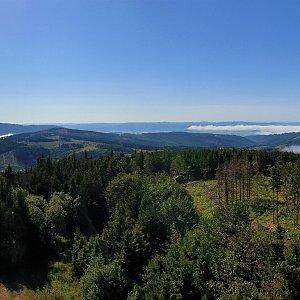 Vrcholky a vrcholy Moravskoslezských Beskyd
